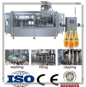 Complete Automatic Pure Water Making Filling Machine pictures & photos
