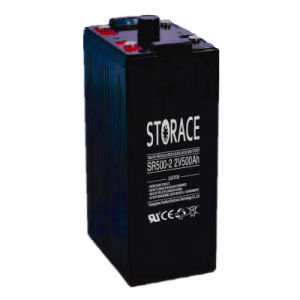 2V Battery SR500-2 Deep Cycle Battery 2V 500ah pictures & photos
