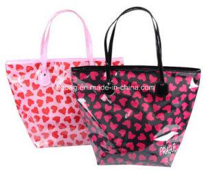 Fashion Lady Shopping PVC Bag