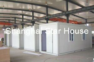 Flat Pack Container Home pictures & photos