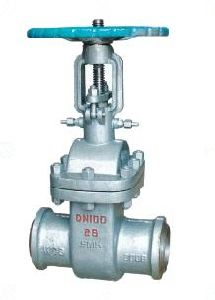 Vacuum Isolation Gate Valve for Water, Steam & Air