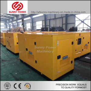75kw Perkins Diesel Generator with Silent Case pictures & photos
