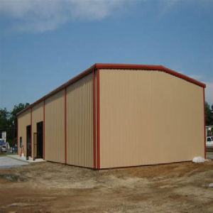 Pre-Engineered Steel Construction with CE Certification pictures & photos
