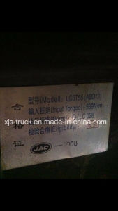 JAC Truck Transmission (LC6t55) pictures & photos