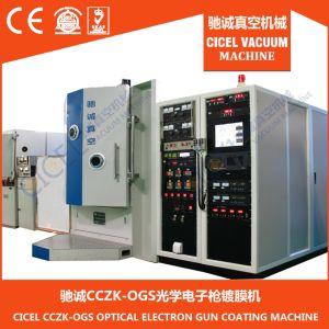 Cczk Titanium Nitride PVD Gold Coating Machine / Vacuum Gold Coating Machine pictures & photos
