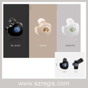 New Mini Wireless Bluetooth 4.1 in-Ear Stereo Sports Headset Earphone pictures & photos