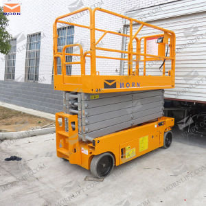 8m Hydraulic Raising Platform for Sale pictures & photos