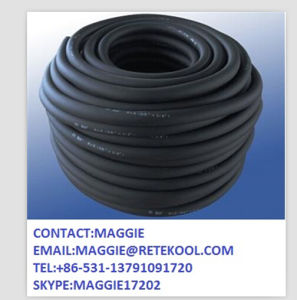 NBR Rubber Foam Insulation Hose for Refrigeration pictures & photos