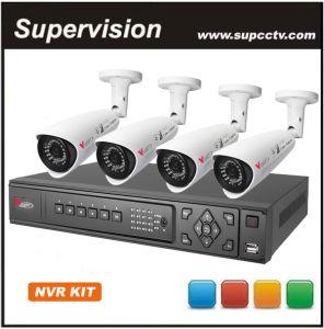 Supervision 4CH NVR Kit 720p H. 264 NVR &Megapixel IP Camera System (SV-N3204KIT)