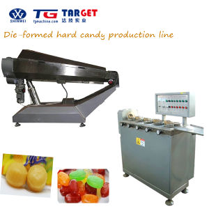 Die-Formed Hard Candy Making Machine pictures & photos