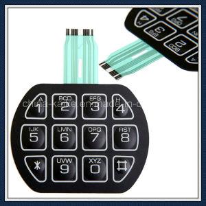 Matrix Membrane Keypad 3X4 pictures & photos