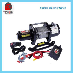 5000lbs Electric Winch pictures & photos