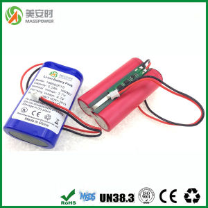 SANYO Cells Lithium Ion Battery 3.7V 5200mAh