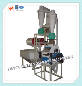 6fz 6fd 6fy Sereis Corn Wheat Flour Mill pictures & photos