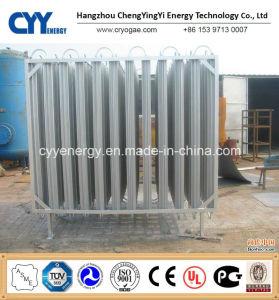 Low Pressure Lox Lin LNG Ambient Liquid Gas Vaporizer pictures & photos