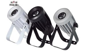 RGBW Emitting LED Beam PAR Can Light pictures & photos
