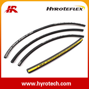 Hydraulic Hose SAE 100 R3 & Fiber Braid Hydraulic Hose pictures & photos