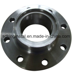 Precision Machining Forged Carbon Steel Flanges pictures & photos