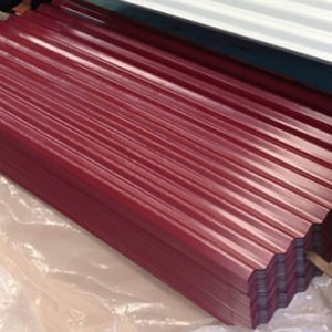 Building Material Hot Dipped Galvanized Corrugated Roofing Sheet pictures & photos