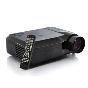 Android 4.1 Portable HD Projector - 2000 Lumens, Dual Core, WiFi, 1080P