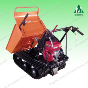 Muck Truck Dumper with Petro Engine Transporter (MAR-300C) pictures & photos