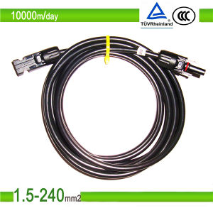 Australian Standard TUV Approved Mc3 Mc4 Solar PV Connector Cable pictures & photos