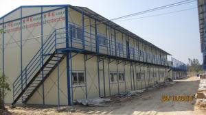 Temporary House\Dormtory\Prefab Apartment (M5)
