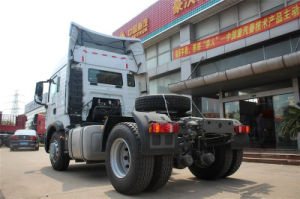 Sinotruck HOWO T5g 4*2 Tractor pictures & photos
