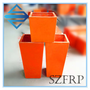 FRP GRP Composite Fiberglass Planter Box pictures & photos