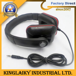 New 3.5 mm Design Bit Studio Headphones (KHP-002) pictures & photos