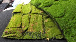 High Quality Artificial Plants Vertical Garden of Gu-Wall218867 pictures & photos