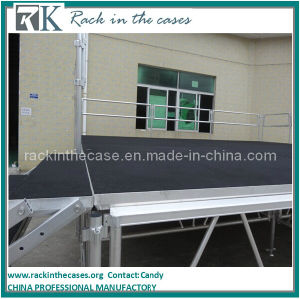 Rk Quickly Install Assemble Aluminum Stage pictures & photos
