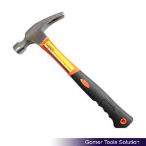 American Type Claw Hammer with Fiberglass Handle (T05149) pictures & photos