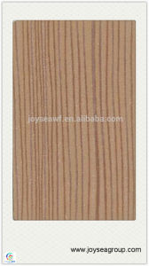 Wood Grain Double Side HPL Sheet Building Material pictures & photos