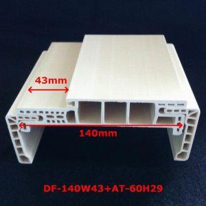New Arrival a Style WPC Door Frame PVC Foamed Door Pocket Door Jamb Df-140W43 pictures & photos