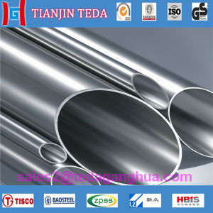 High Quality 304 Welded Stainless Steel Pipe 2b Finish pictures & photos