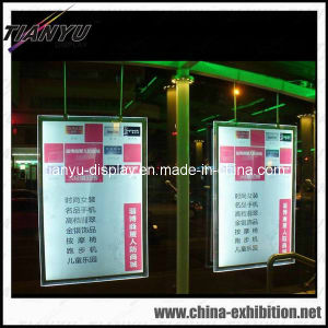 Transparent Window Display Acrylic Light Box (TY-DX-LS-001) pictures & photos