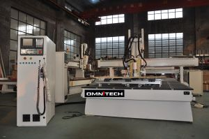 Omni 4 Axis CNC Router for Cainet Door Lock