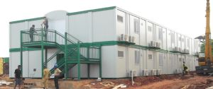 Australian Satndard Thermal Insulation Container House/ Camp/ Accommodation pictures & photos
