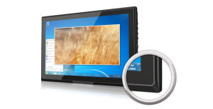 10.1 Inch IPS LCD Monitor with Multi-Touch Capacitive Screen pictures & photos