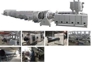PE Pipe Extruding Production Line pictures & photos