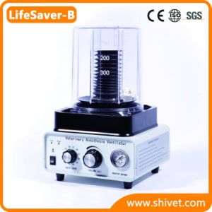 Veterinary Portable Aanesthesia Ventilator (LifeSaver-B) pictures & photos