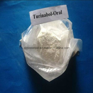 99% Purity Muscle Bodybuilding Turinabol 4-Chlorodehydromethyltestosterone Steriod Powder pictures & photos