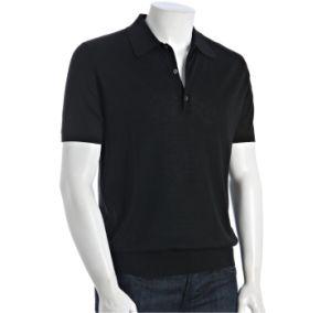 Fashion Nice Cotton/Polyester Plain Golf Polo Shirt (P046) pictures & photos