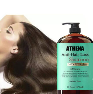 Anti Hair Loss Shampoo OEM Product Manufacturers pictures & photos