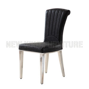 Europe Classic PU Leather Dining Chair (NK-DC008)