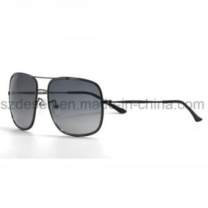 High Quality Classic Big Frame UV400 Sunglasses for Men pictures & photos