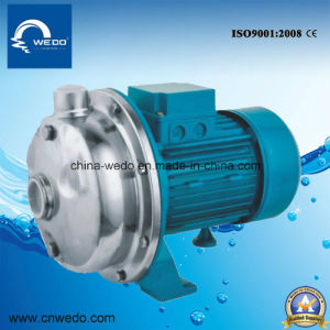 Wedo Hot Sale Scm-26st Best Quality Stainless Steel Centrifugal Pump (1HP) pictures & photos