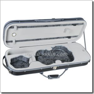 Violin Light Foamed Musical Instruments Case (CSV073A) pictures & photos