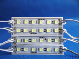 DC24V SMD 5050 6LED Waterproof LED Module pictures & photos
